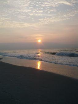 Sunrise in Myrtle Beach
