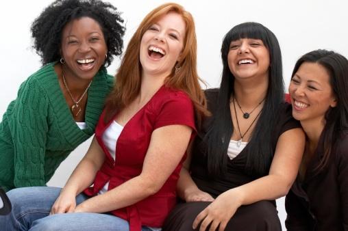 Multiracial women