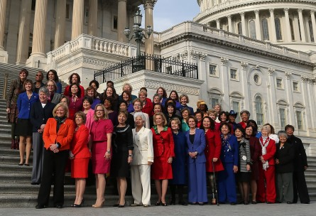 Democratic Leader Pelosi Highlights Increased Number Of Women In The House