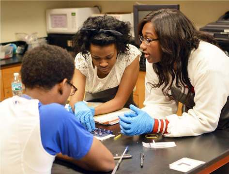 African American Science