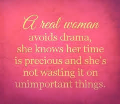 Avoids Drama