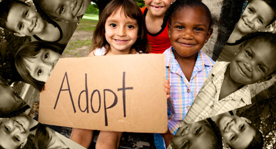 Girl adoption