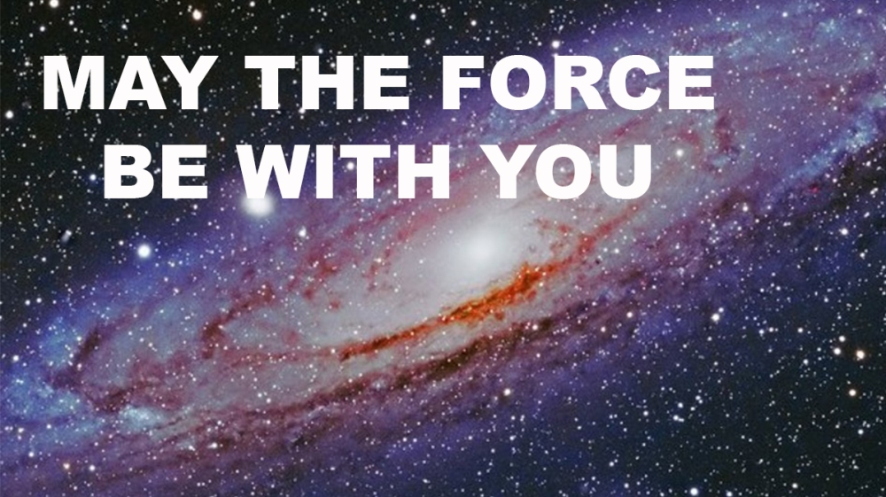 maytheforce