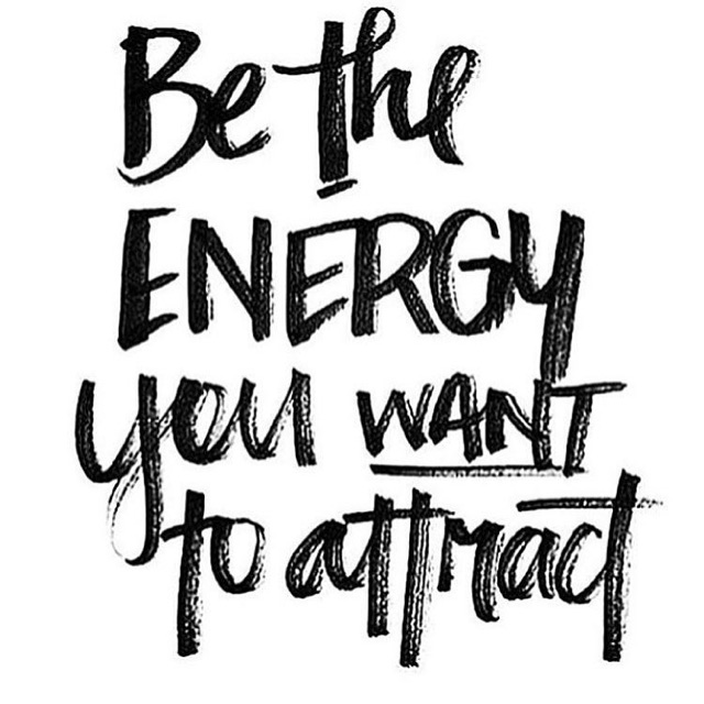 Be the Energy
