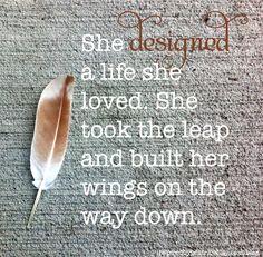 designed a life