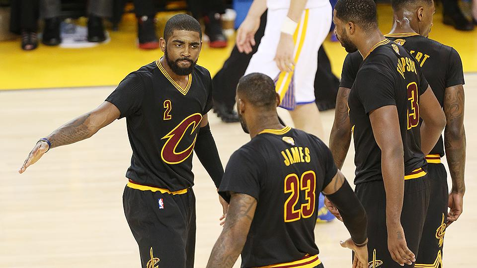 lebron and kyrie 2