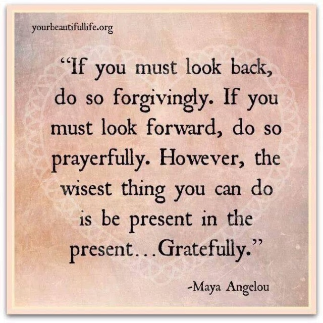 Gratefully