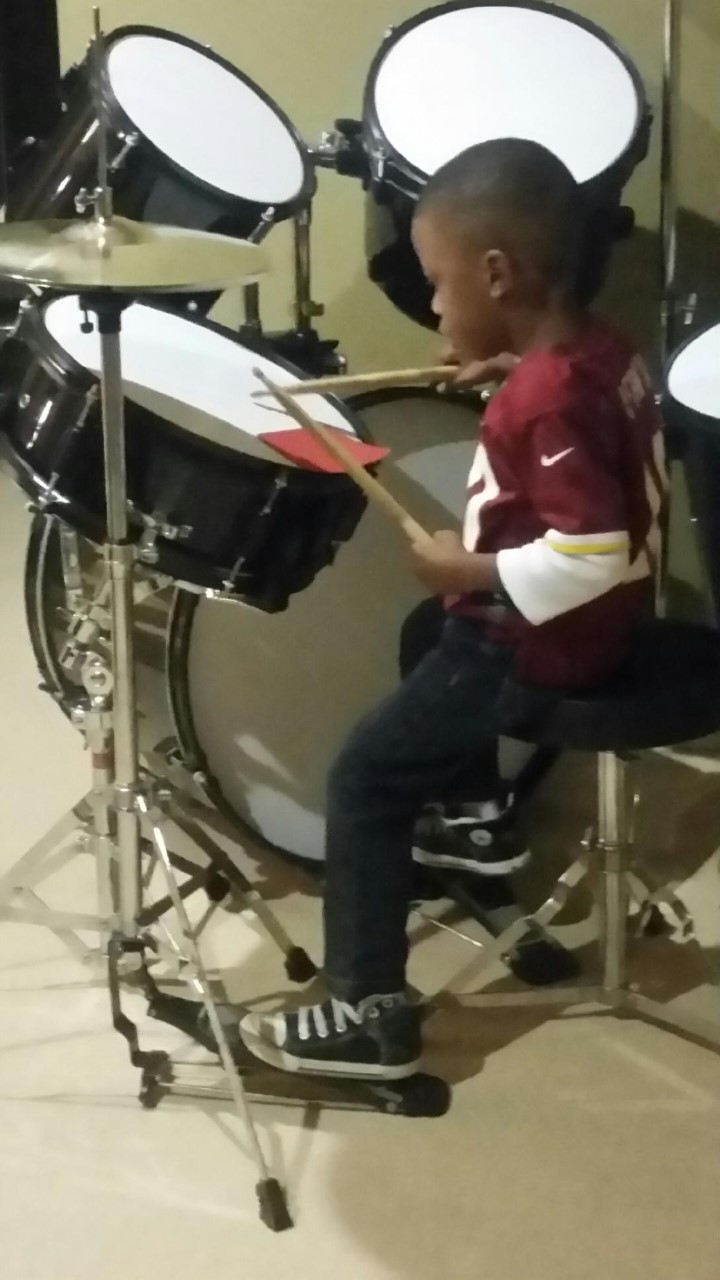 d-on-the-drums