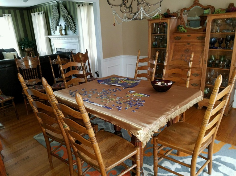 Dining Room -- Jollie Drive