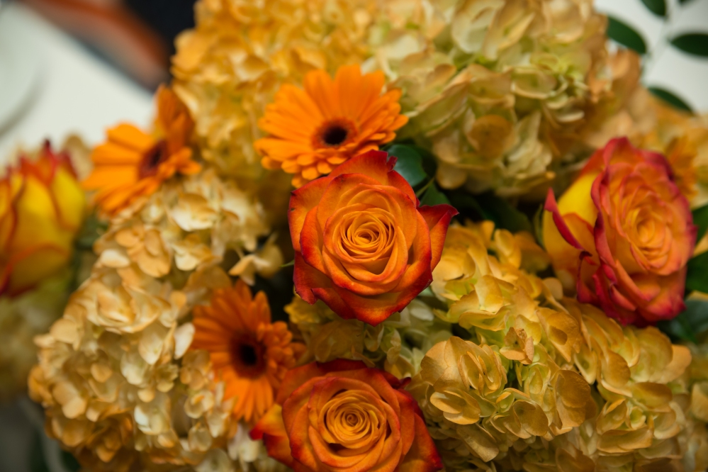 Bowman Wedding Flowers